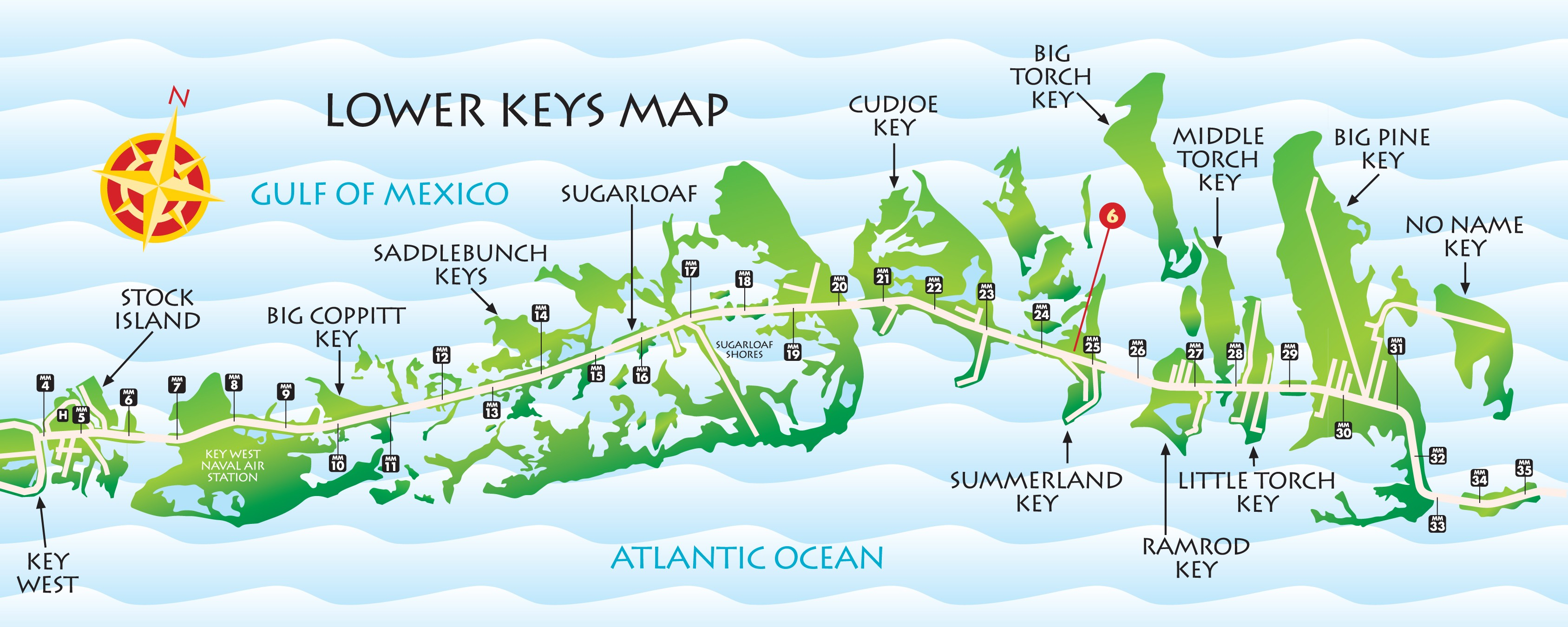 hotels key west map with Lower Keys Map 2 on Map Icon 0 together with Omni Resort At Ch ionsgate likewise Key West Photo Of The Day Sunset Key Beach Cottages additionally Maps as well Keysdiver.