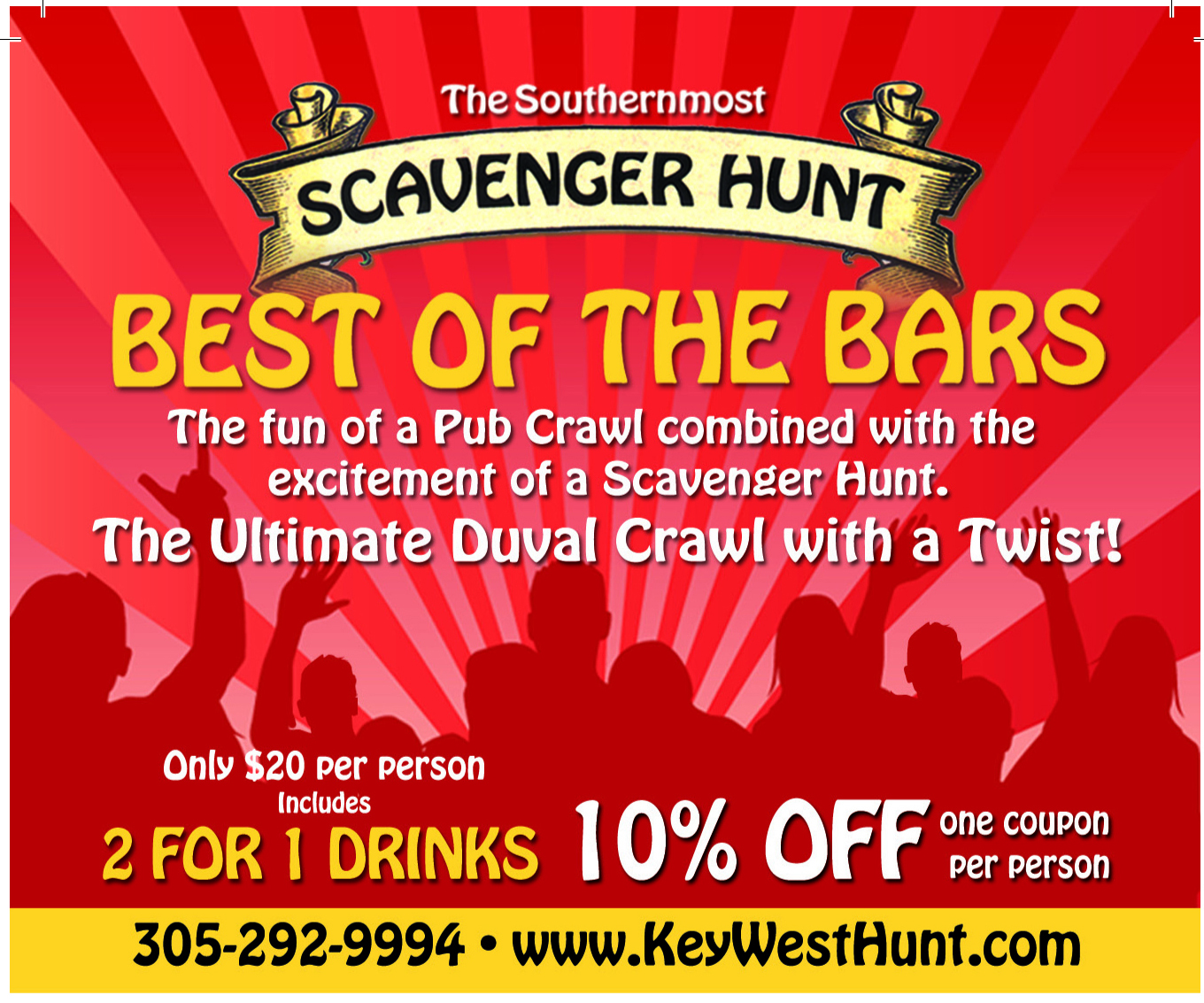 The last hunt discount coupons