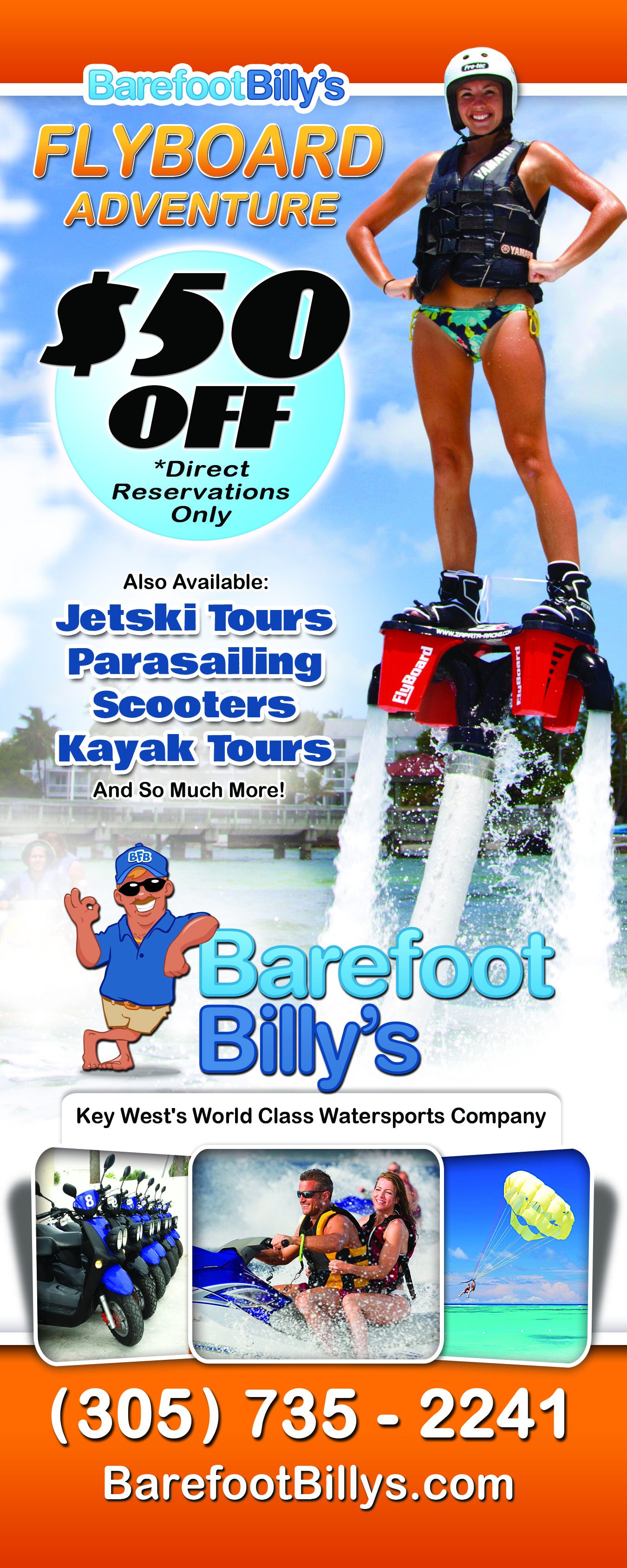 Barefoot Billy's, Key West