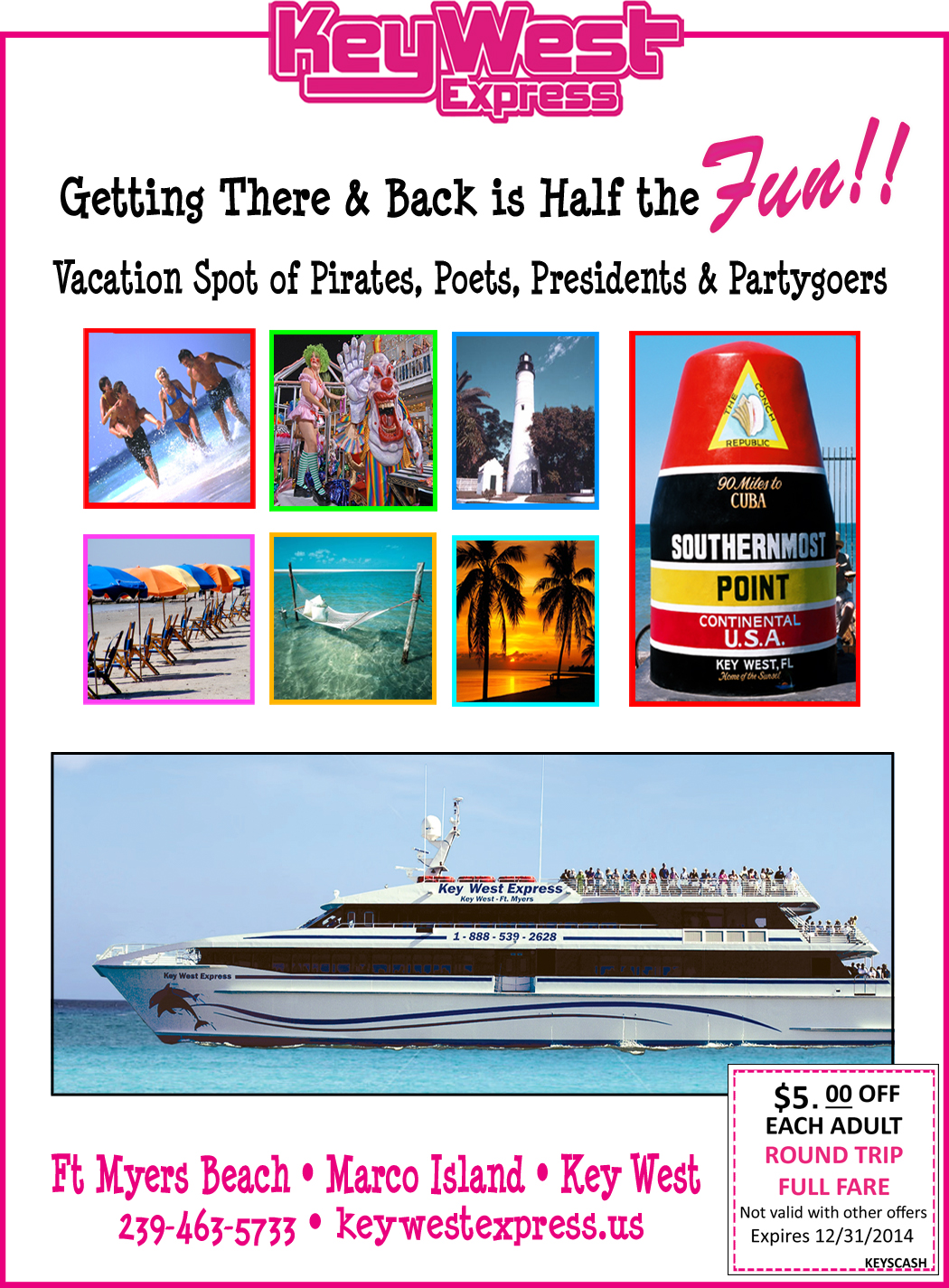 Key West Florida Keys Discount Coupons Florida Keys