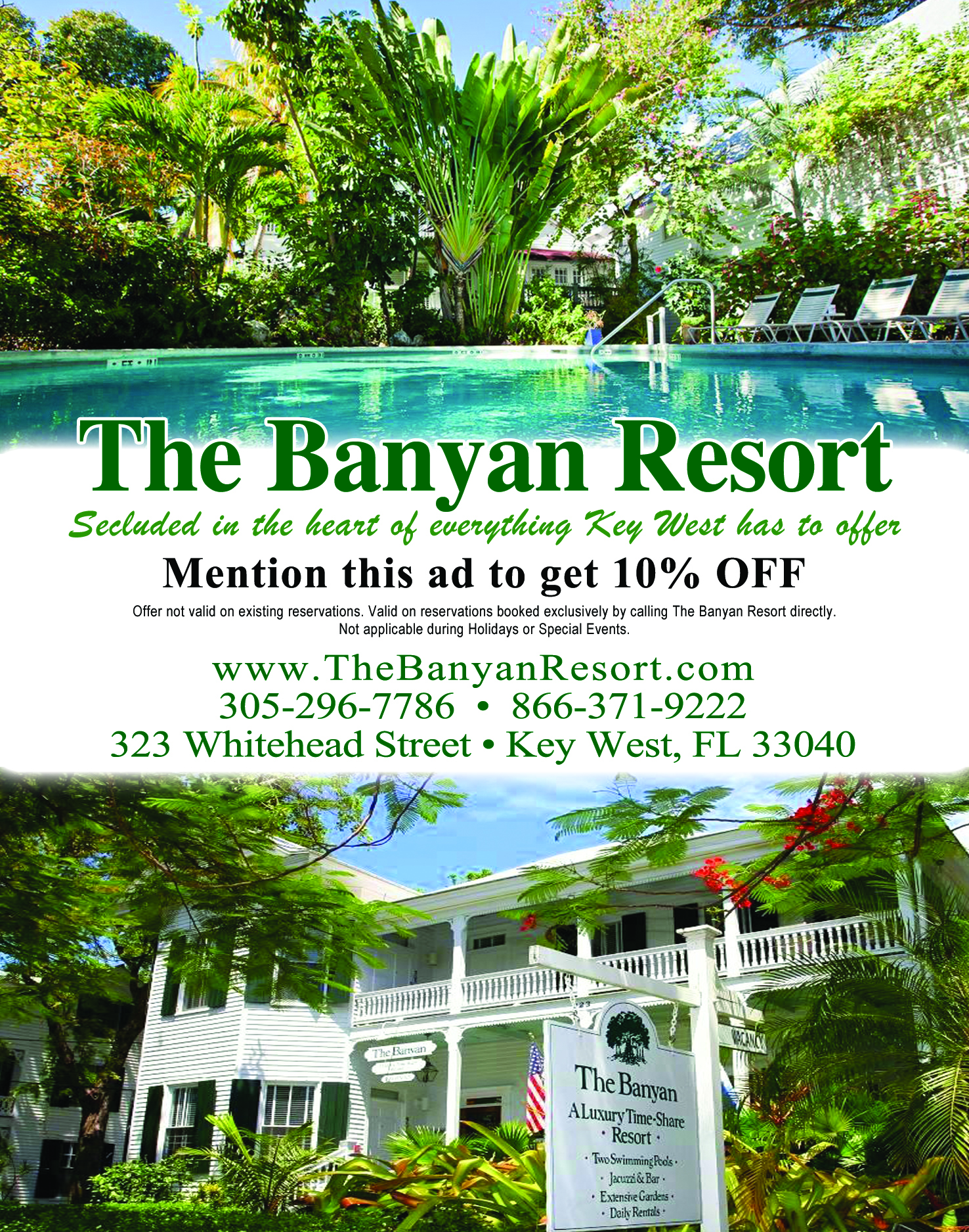The Banyan Resort