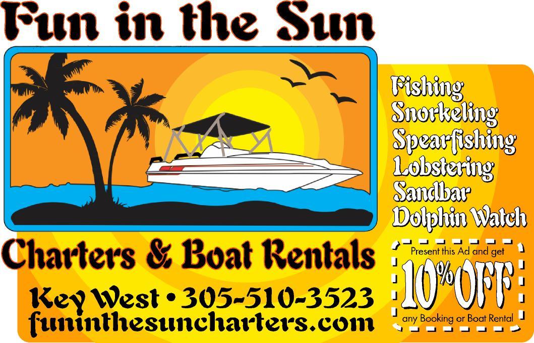 Key West Florida Keys Discount Coupons Florida Keys