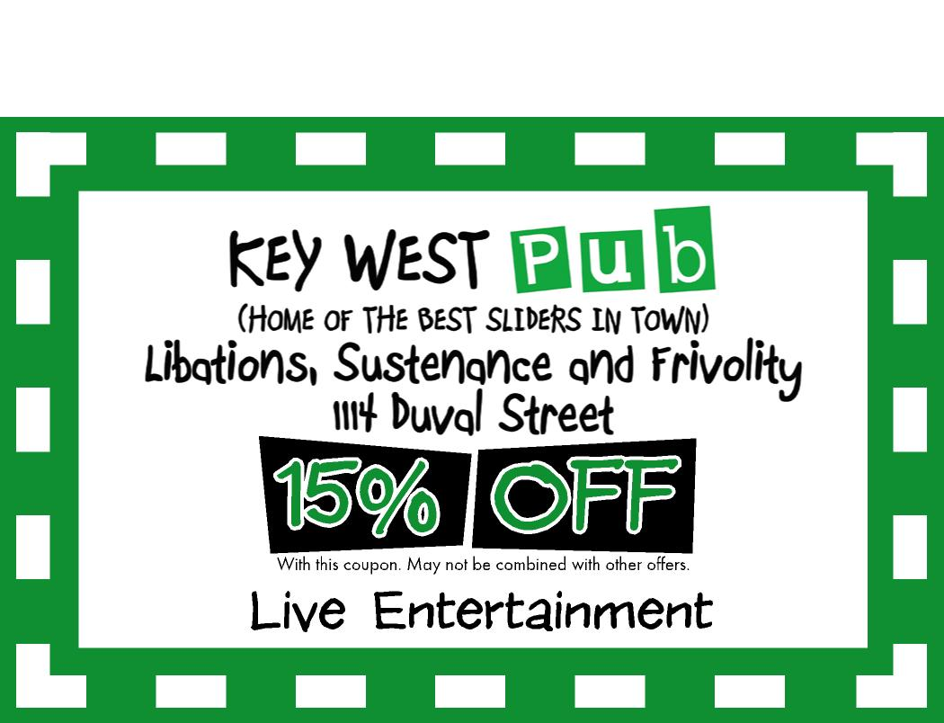 Key West Coupon & Promo Codes Listed above you'll find some of the best key west coupons, discounts and promotion codes as ranked by the users of funnebux.gq To use a coupon simply click the coupon code then enter the code during the store's checkout process.