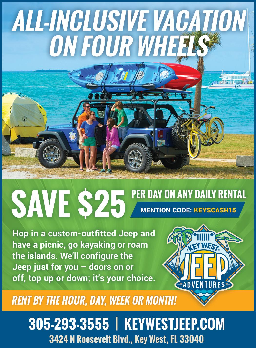 Florida coupons and discounts