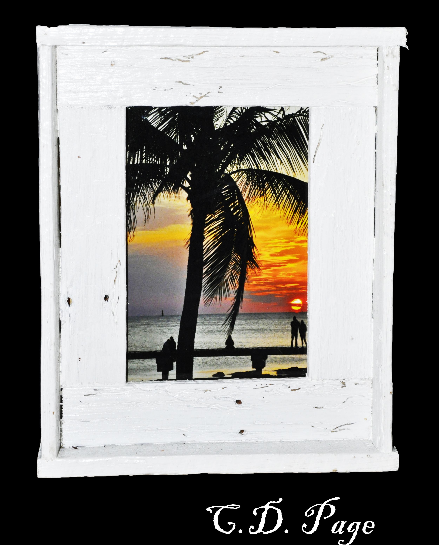 photo art in lobster trap box frames u2013 key west mermaid