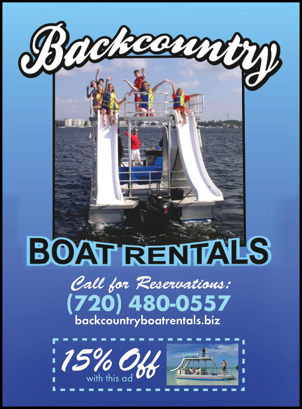 Backcountry Boat Rentals, Key West/Florida Keys