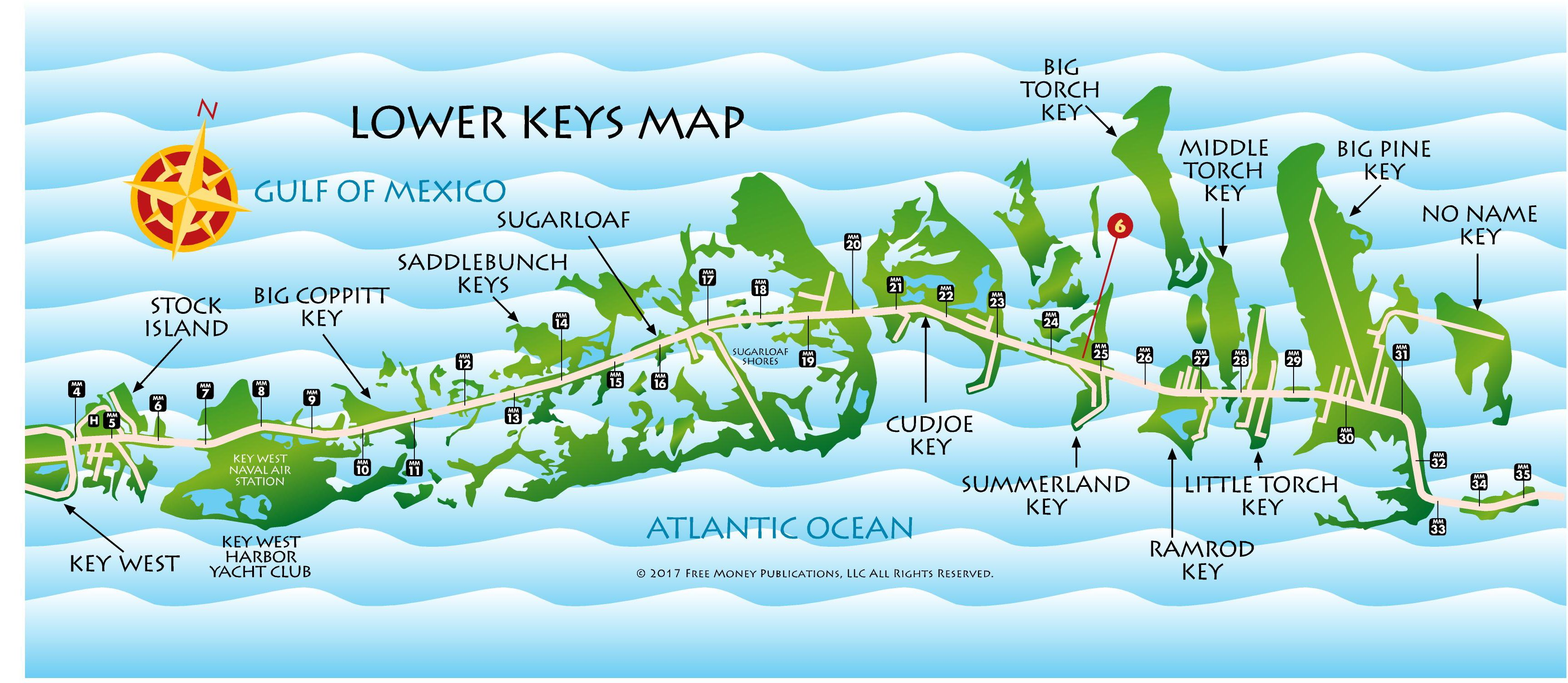 picture regarding Printable Map of Florida Keys identify Maps, Magic formula West / Florida Keys Top secret West / Florida Keys