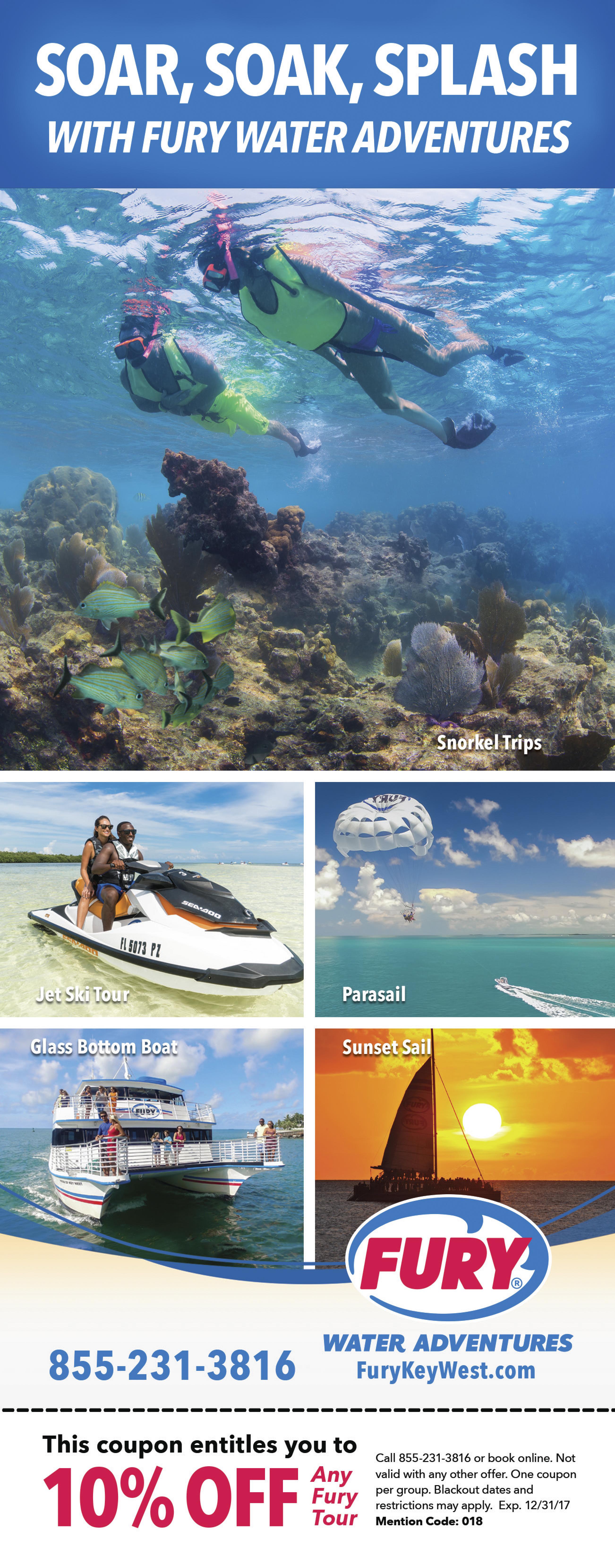 Key West Florida Keys Money Saving Discount Coupons