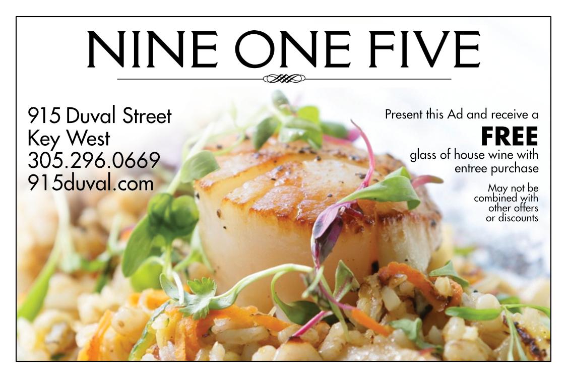 Nine One Five Key West